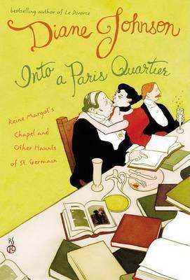Into a Paris Quartier by Doris Johnson image