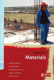 Materials Student Book by Janice Barrett