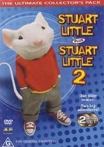 Stuart Little Plus Stuart Little 2 - The Ultimate Collector's Pack (2 Disc Set) on DVD