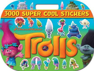 Trolltastic Stickers image