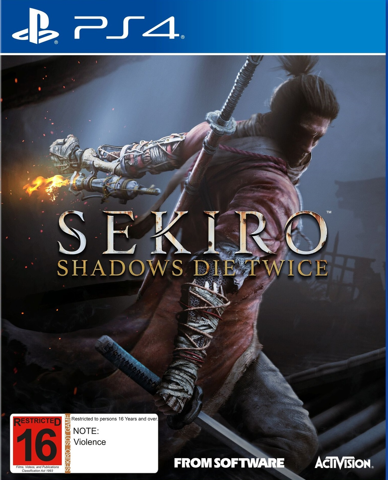 Sekiro: Shadows Die Twice for PS4 image
