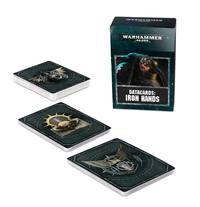 Warhammer 40,000: Iron Hands - Datacards