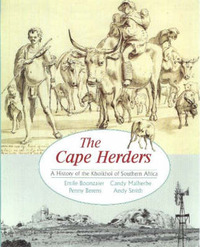 The Cape Herders by Emile Boonzaier image