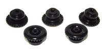 Scalextric Inline Crown Gear 27 Tooth (5 Pack) for 1/32 Slot Cars