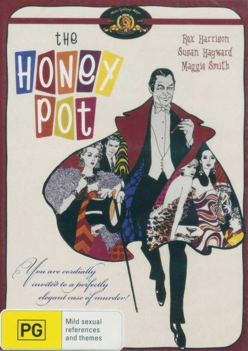 The Honey Pot on DVD