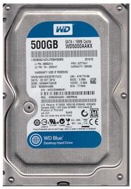 """500GB WD Blue 3.5"""" HDD 7200 RPM"""