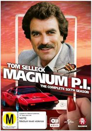 Magnum, P.I. - The Complete Sixth Season on DVD