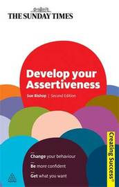 Develop Your Assertiveness by Sue Bishop image
