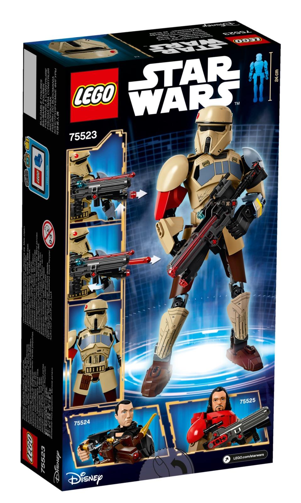 LEGO Star Wars: Scarif Stormtrooper (75523) image