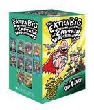 The Extra Big Ultimate Collection of Captain Underpants by Dav Pilkey