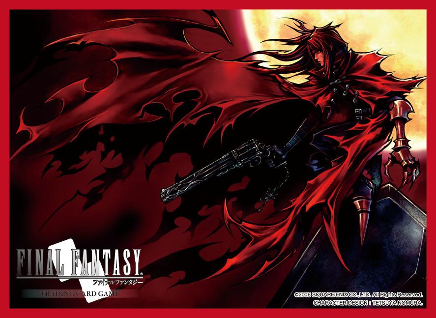 Final Fantasy TCG: Card Sleeve- Vincent(60) image