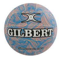 Gilbert Glam Pastel Wave Netball