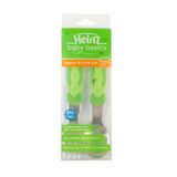 Heinz Baby Basics Spoon & Fork Set (2pk)