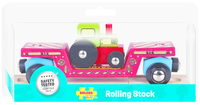 Bigjigs: Tractor Low Loader