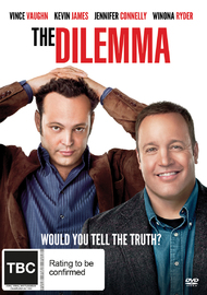 The Dilemma on DVD