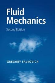 Fluid Mechanics by Gregory Falkovich