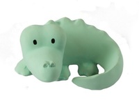 Tikiri: My First Zoo - Crocodile Rattle Toy