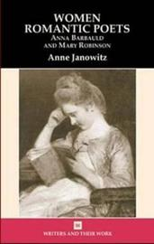 Women Romantic Poets by Anne Janowitz image