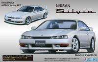 Fujimi 1/24 Nissan S14 Silvia K's Aero 1996 - Model Kit