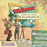Welcome to...Spring Neighborhood - Game Expansion image