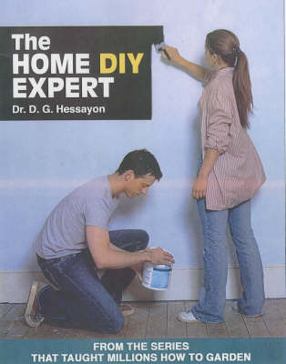 The Home DIY Expert by D.G. Hessayon image