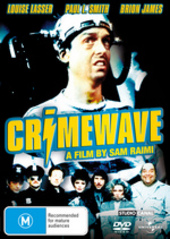 Crimewave - Special Edition on DVD