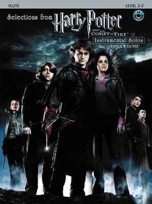 Selections from Harry Potter and the Goblet of Fire by Patrick Doyle image