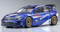 Kyosho 1/9 DRX VE Subaru Impreza WRC 2008 Electric Powered Rally Readyset