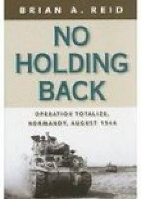 No Holding Back by Brian A Reid