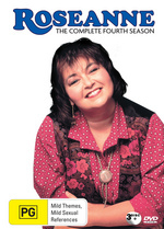 Roseanne - Complete Season 4 (3 Disc Set) on DVD