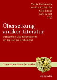 Ubersetzung Antiker Literatur