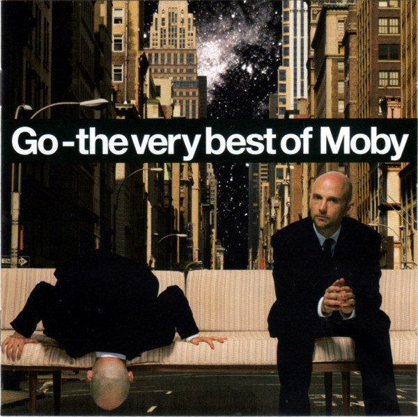 Go: The Very Best Of Moby by Moby