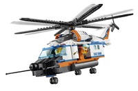 LEGO City: Heavy-duty Rescue Helicopter (60166) image