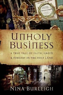 Unholy Business by Nina Burleigh image