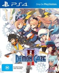 Demon Gaze II for PS4