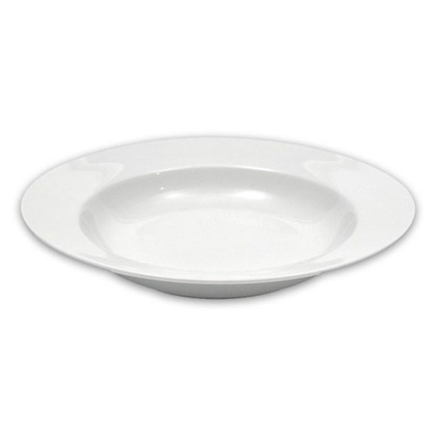Maxwell & Williams White Basics Rim Soup Bowl