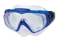 Intex: Aqua Pro - Swim Mask (Blue)
