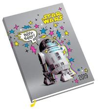Star Wars Fashion 2019 Week to View A5 Diary