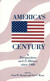 America's Century by Iwan W. Morgan image