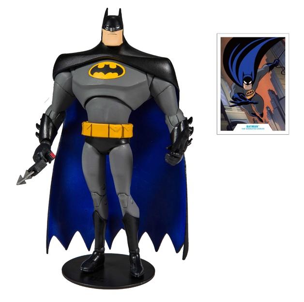 "DC Multiverse: Batman (Animated) - 7"" Action Figure"
