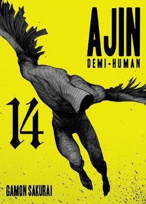 Ajin: Demi-human Vol. 14 by Gamon Sakurai