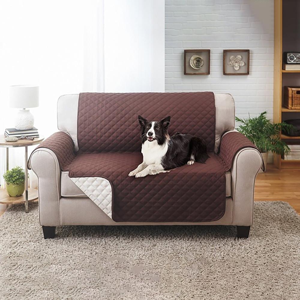 Ape Basics: Wear-Resistant Pet Sofa Cushion Cover Medium image