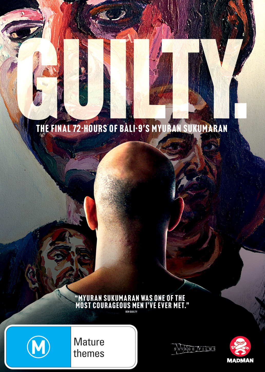 Guilty on DVD image