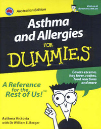 Asthma and Allergies for Dummies Australian Edition by Asthma Victoria