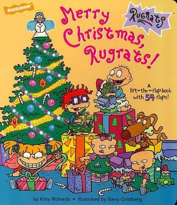 Merry Christmas, Rugrats! by Kitty Richards image