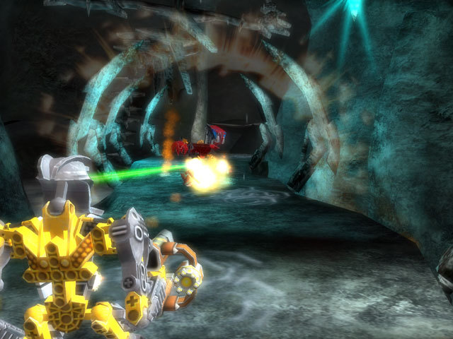 Bionicle Heroes for Nintendo DS image