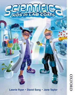 Scientifica Pupil Book 7 (Levels 4-7) by David Sang