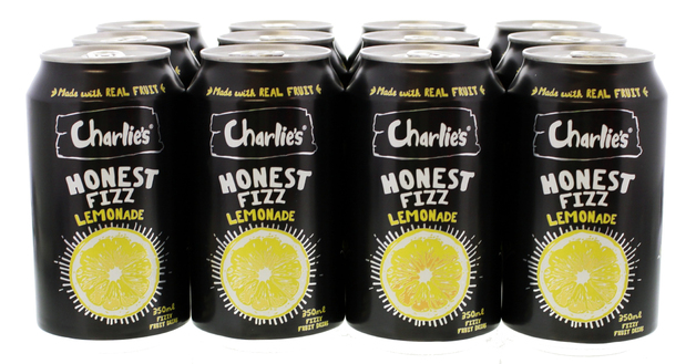 Charlie's Honest Fizz - Lemonade (350ml)