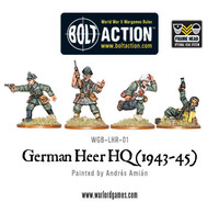 German Army - Heer HQ Set