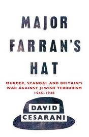 Major Farran's Hat by David Cesarani